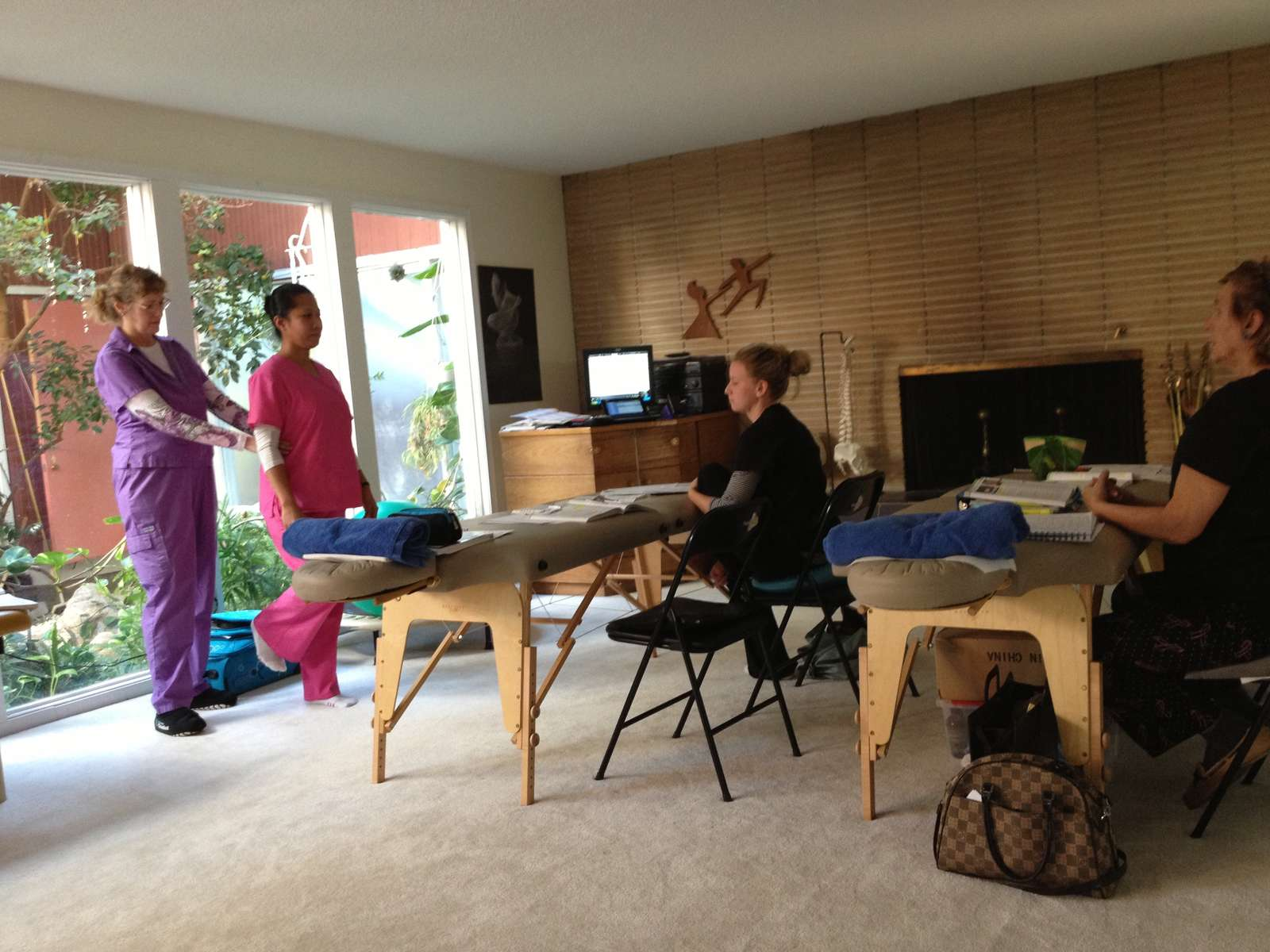 Archways offers hands on therapeutic massage training in Alberta